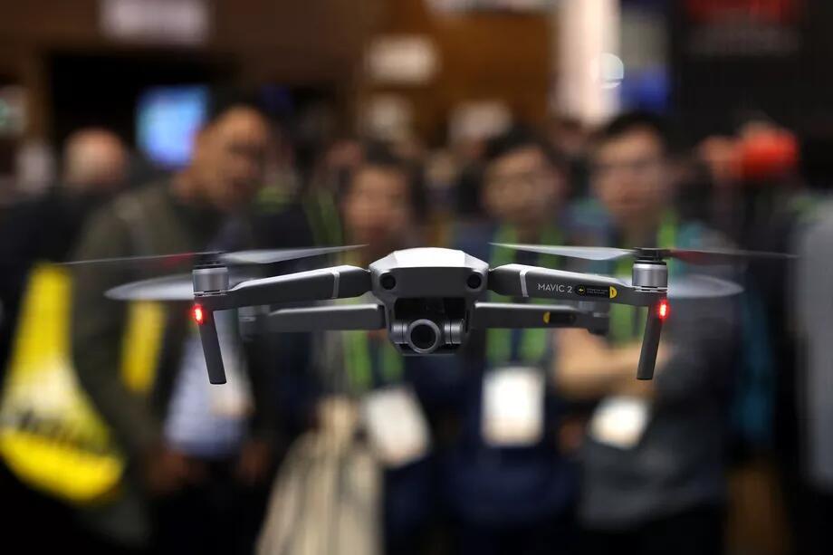 美政府拟允许无人机夜间飞行 可飞跃人口密集地区