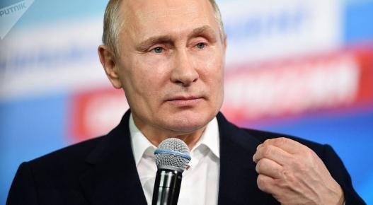 普京:美国在巴尔干地区霸权政策是不稳定因素