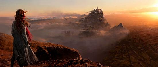 史诗巨制《掠食城市》呈现3718年的世界