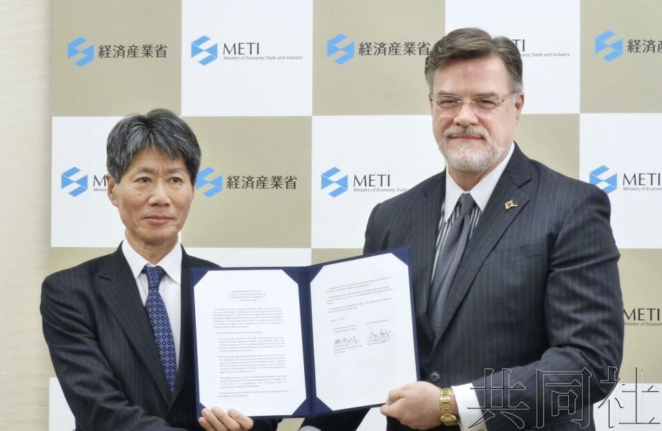 日经产省与波音公司就飞机电动化达成技术合作协议