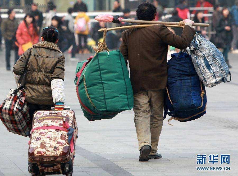 春运江苏预计发送旅客六千万人次 公路客运量降5%
