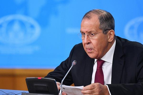 俄罗斯外长召开大型年度记者会 总结2018年外交成果