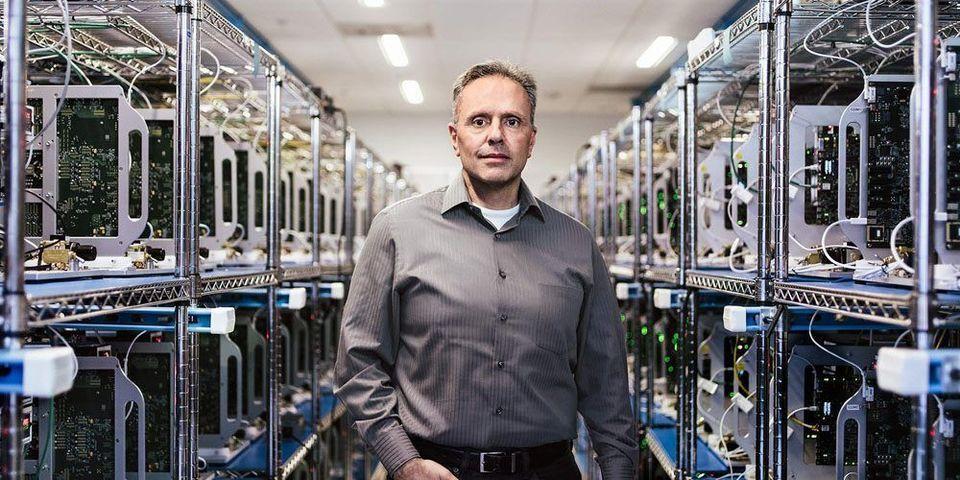 苹果硬件副总裁出现在英特尔CEO候选人名单上
