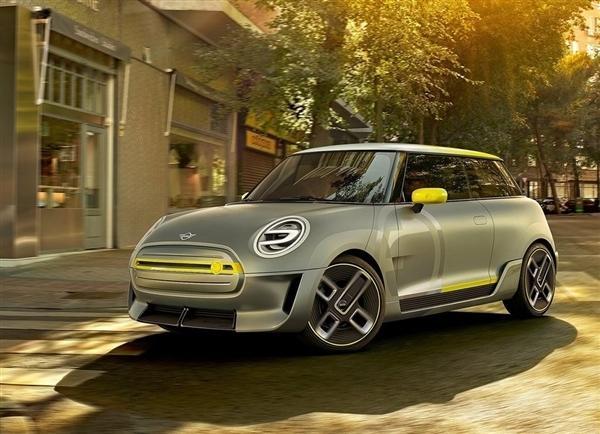 MINI首款电动车型将专注车辆性能:续航是次要的