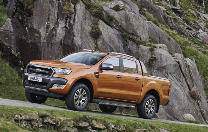 福特与大众组成全球联盟 研发生产卡车和货车产品