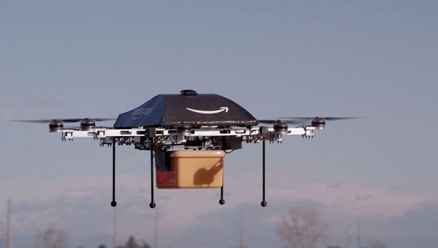 美提议允许无人机在人口稠密地区的夜间运营