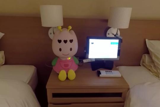 因问题频出 日本机器人酒店放弃了一半的机器人