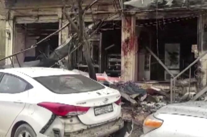 """美军还没撤,4名美国人在叙利亚被炸死,""""伊斯兰国""""宣布负责!"""