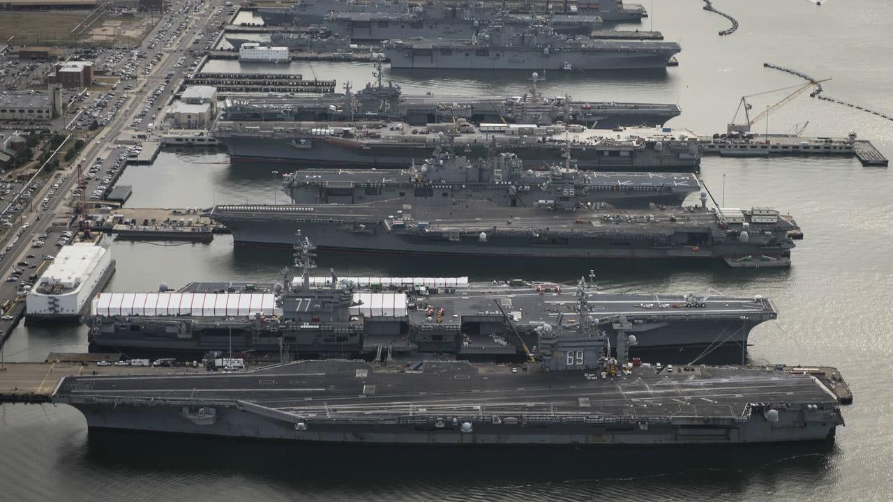 改造商船加无人艇:美军为凑355艘大舰队想了三招