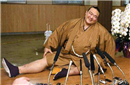 日本唯一本土相扑横纲退役 另2横纲均为蒙古国人