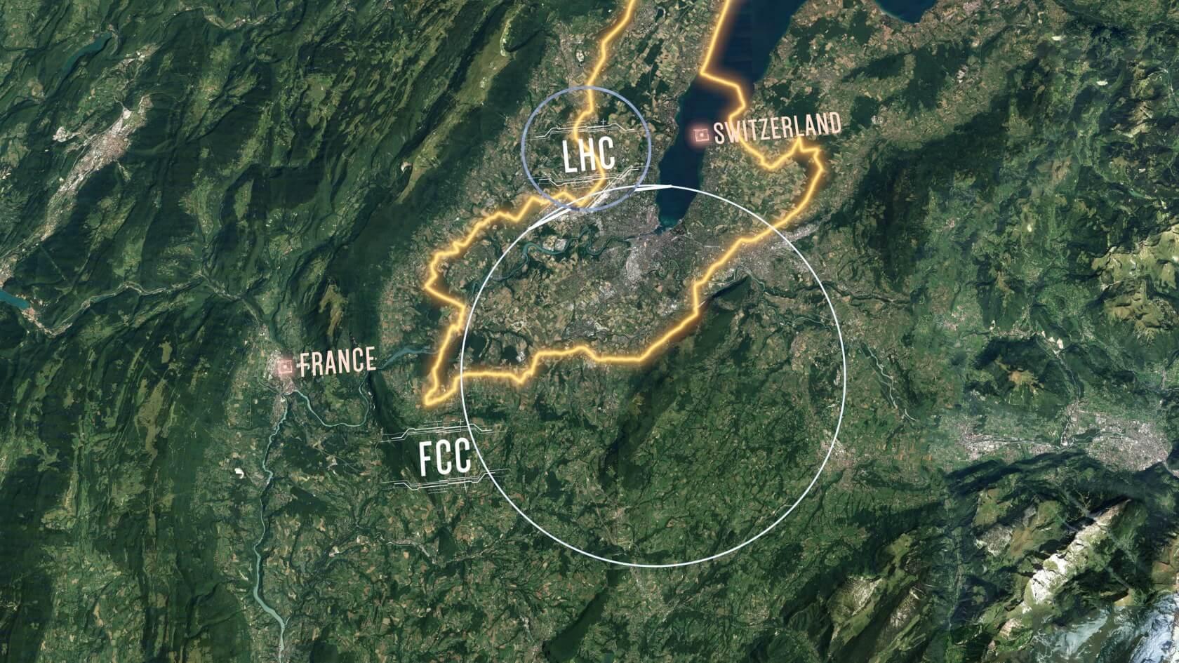 CERN宣布建造大型粒子加速器探索粒子物理领域