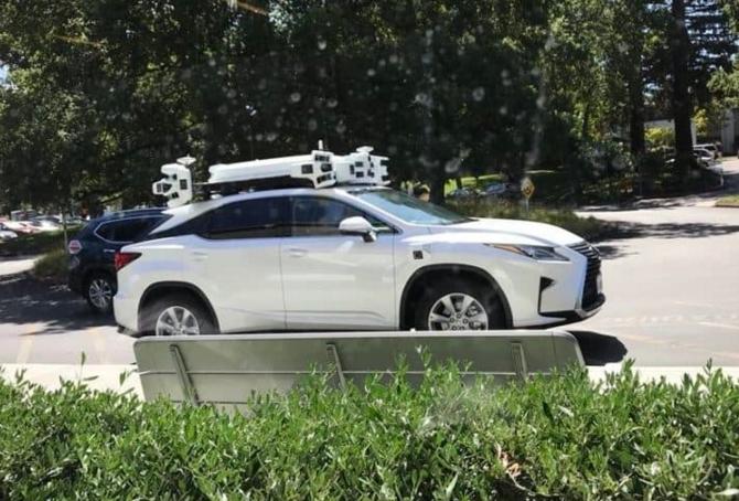 传苹果因市场困境将考虑结束自动驾驶汽车项目