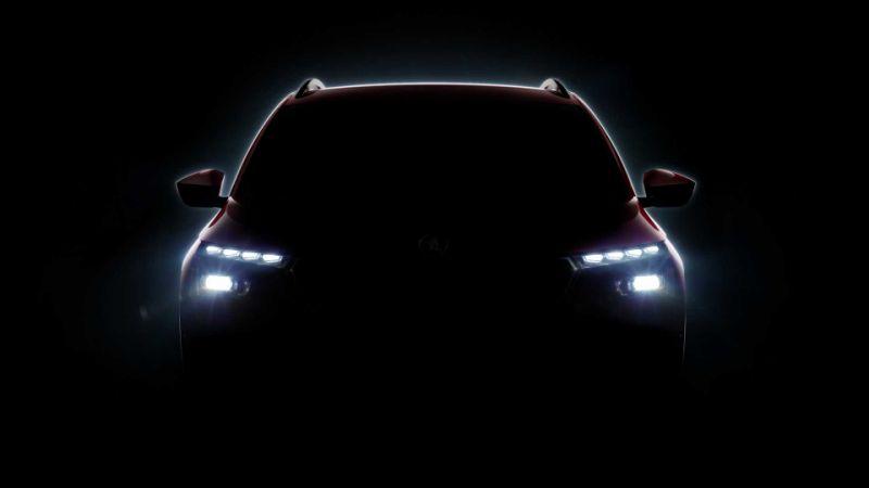 斯柯达Vision X量产版预告发布 日内瓦车展首发
