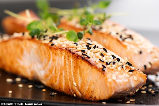 海内专家引荐最无益于眼睛安康的五种食品