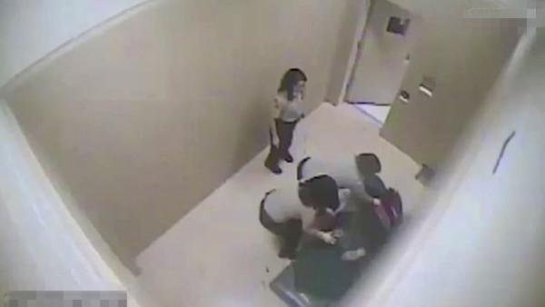美海军陆战队退伍女兵涉嫌嗑药被捕后遭强行脱衣检查