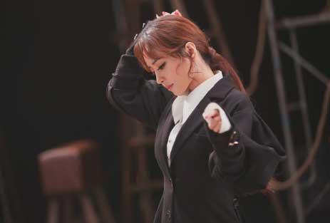 蔡依林担任《青春有你》舞蹈导师成团宠