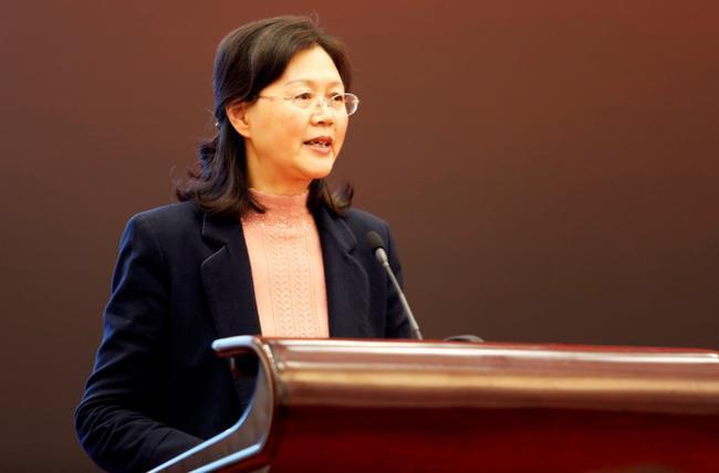 郑少薇副市长