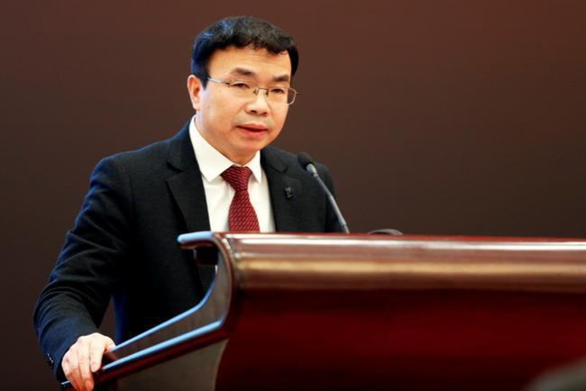 亚琦集团副董事长廖桂林