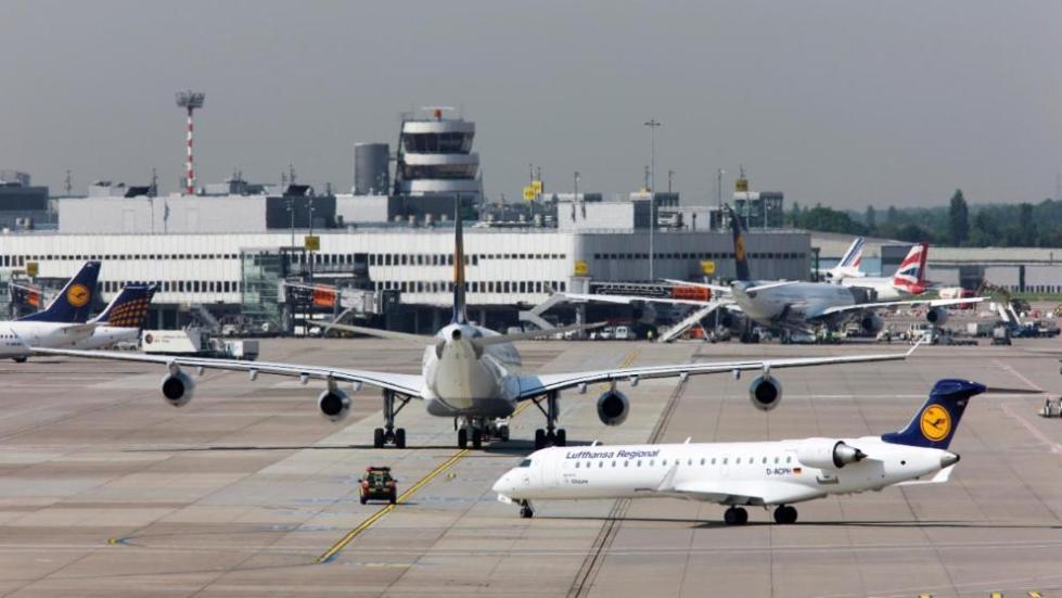 德国花130万租专机驱逐难民 配置豪华堪比总统出访