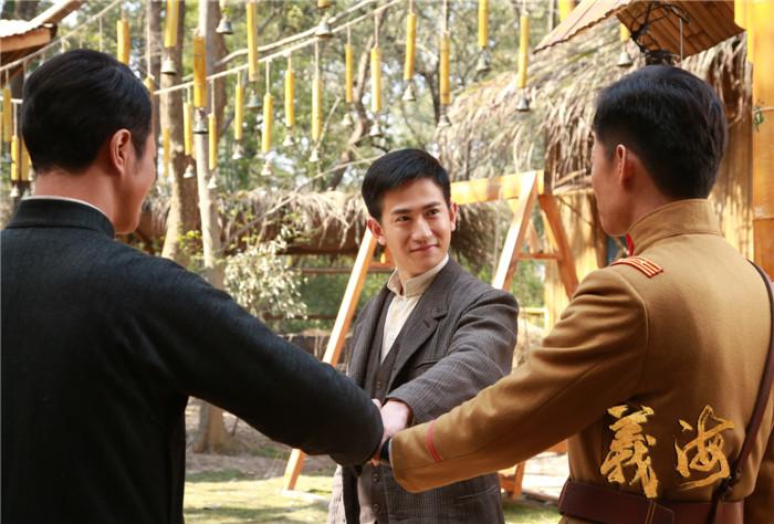 电视剧《义海》安徽卫视热血开播 献礼新中国建国70周年