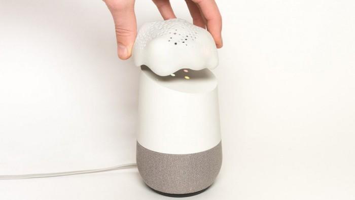 Project Alias新配件可防止智能音箱窃听对话