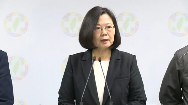 """那个辞职不到1年的""""教育部长""""回锅了 民进党还没被打醒?"""