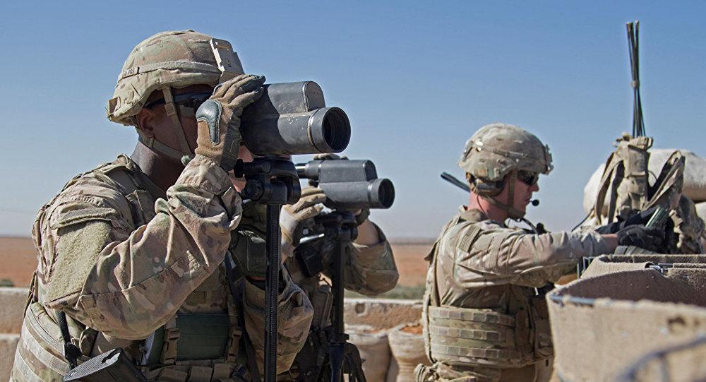 伊拉克国防部:美军未从叙利亚撤入伊拉克境内