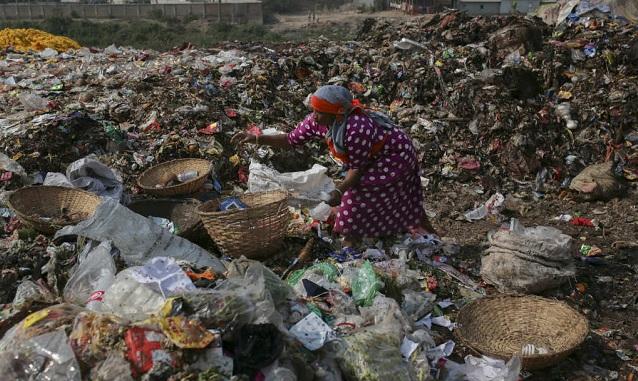 世界污染最严重的国家:实拍孟加拉塑料回收厂