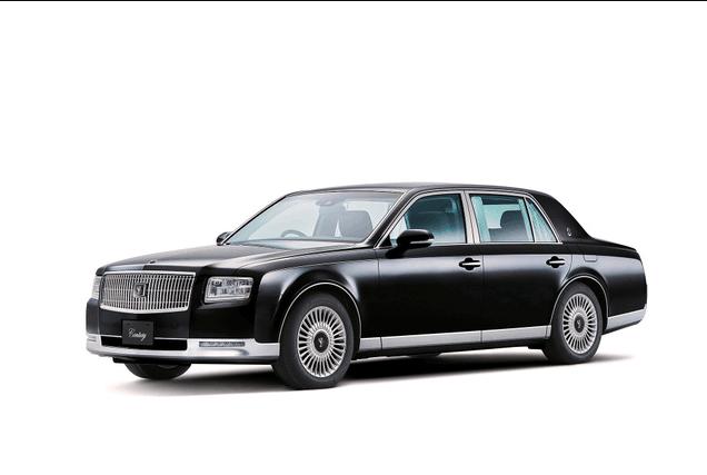 """日本新天皇继位仪式车型确定 天皇将乘""""丰田世纪""""参加游行"""