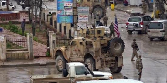 """美军在叙遭袭身亡 美副总统仍称""""IS已被击溃"""""""