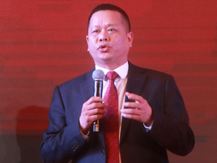 海南省温州商会会长:王东云
