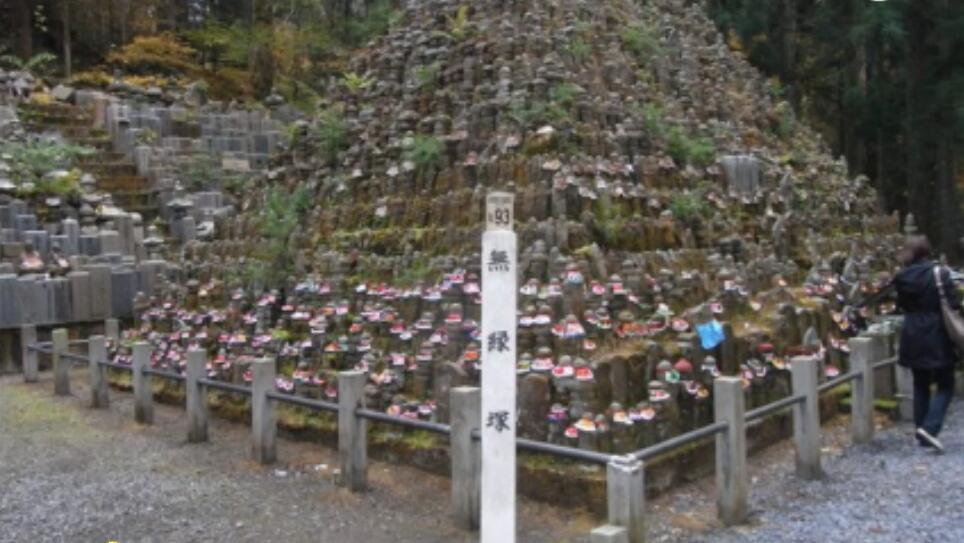 日本老人跟政府签约由政府来送葬