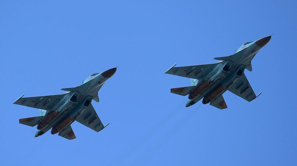 快讯!两架苏34战斗轰炸机在俄罗斯远东地区相撞 一