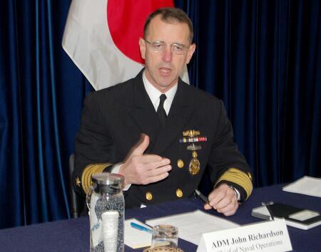 美海军高官:日韩双方应早日解决纷争,相互信任重拾友好