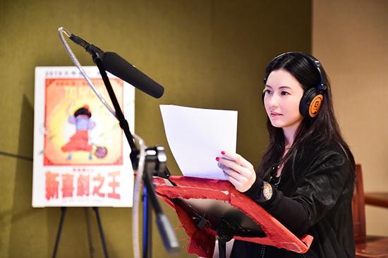 张柏芝献声周星驰导演新片《新喜剧之王》