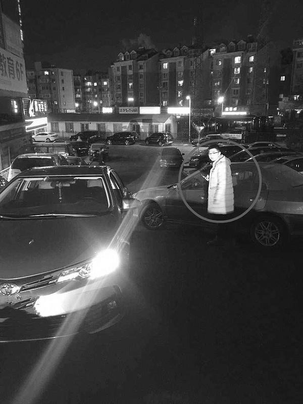 两车刮蹭后肇事司机说先挪车再报保险 结果跑了
