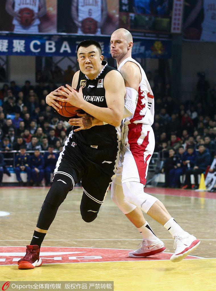 19中16!潘长江plus为胜利累瘫 37+13生涯第2高分