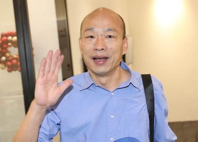 路不平都要怪韩国瑜,国民党市议员讽:民进党心里只有一个字