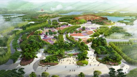 距离2019北京世园会开幕,只有100天!