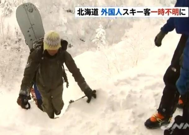 两名中国香港游客北海道滑雪失踪,靠这招成功获救