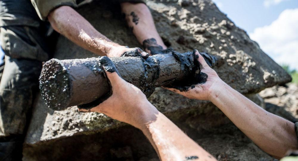 俄媒:俄工程兵每年发现25万枚二战时期爆炸物