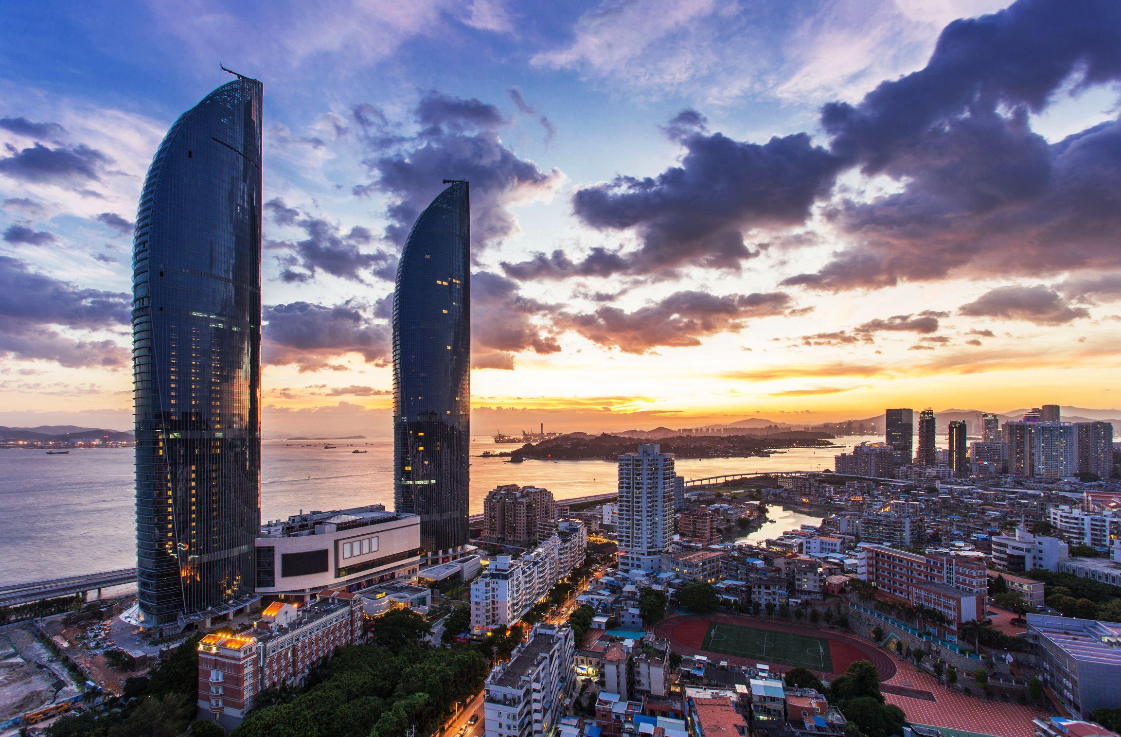 厦门旅游收入去年1402.12亿
