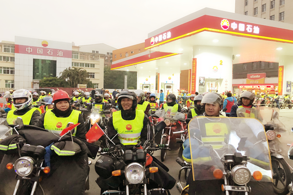中国石油7省121座加油站提供免费加油