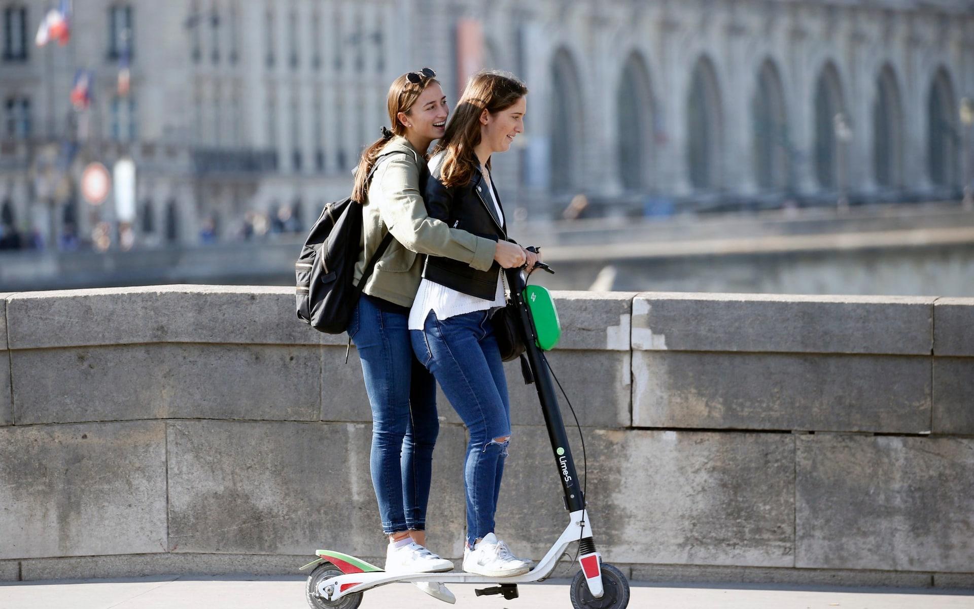 共享单车发展受阻 共享电动滑板车能有机会吗?