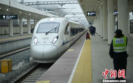 2019年春运启幕 川渝黔三地将发送铁路旅客4200万人次