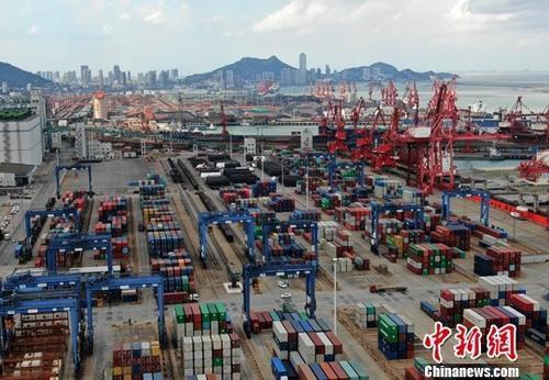 中国官方智库学者:预计2019年中国进口存在较大增长空间