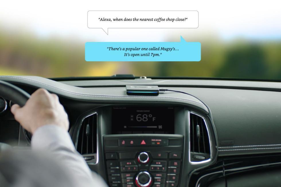 智能语音助手技术的未来可能在车载系统上