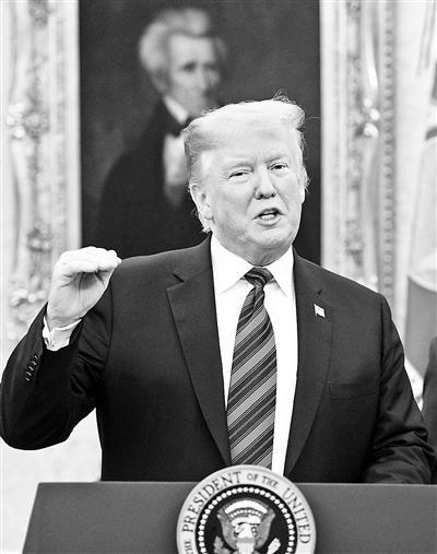 """美朝首脑会晤地 特朗普称""""定了"""""""