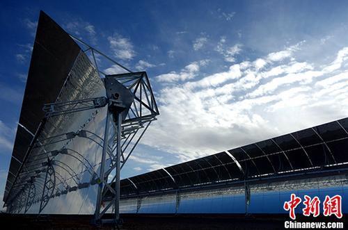 清洁能源消纳能力提升 光伏发电利用率达95%