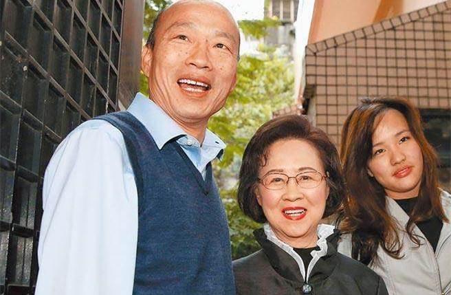 韩国瑜上任真对高雄旅游有加分?网友母亲一句话给出答案